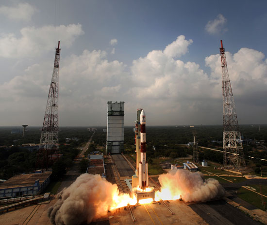 Next Stop, Mars: India's Mangalyaan Launches