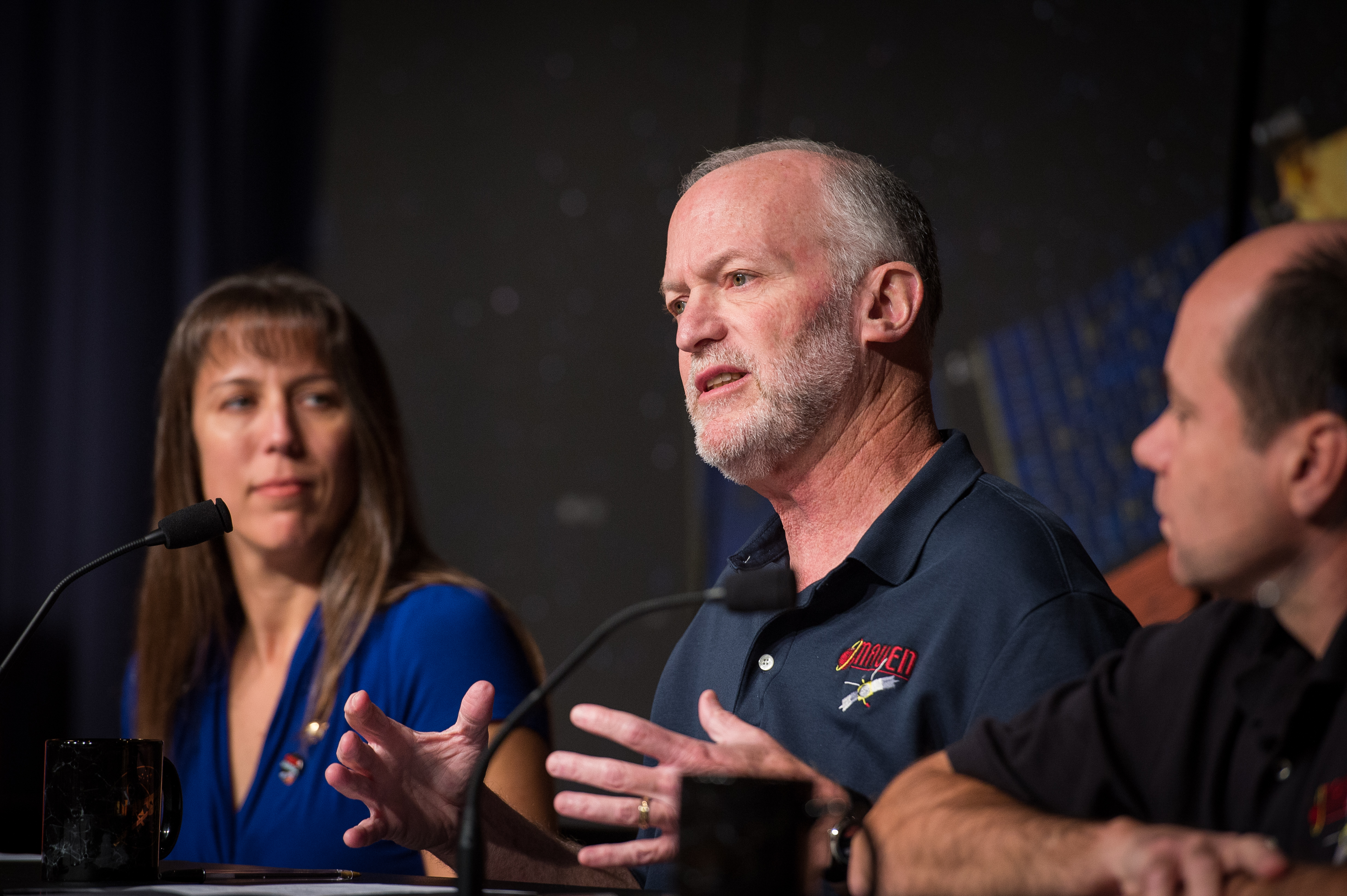 Bruce Jakosky Talks on Upcoming MAVEN Launch