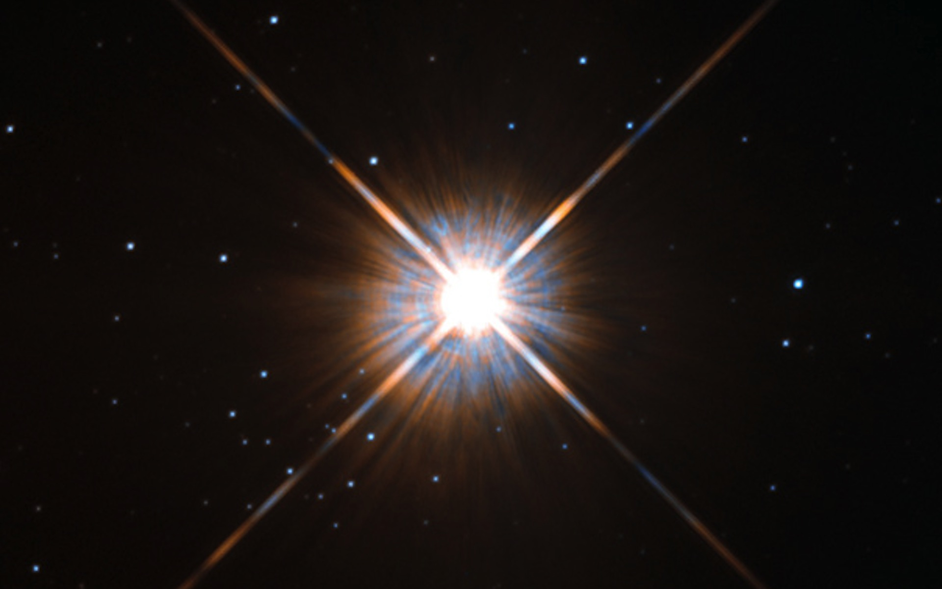 Proxima Centauri, Nearest Star to Sun, Seen by Hubble Telescope (Photo)