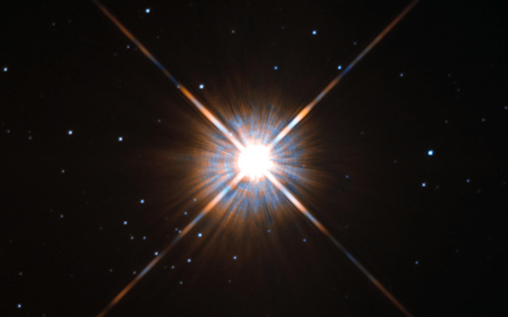 proxima centauri hubble - photo #14