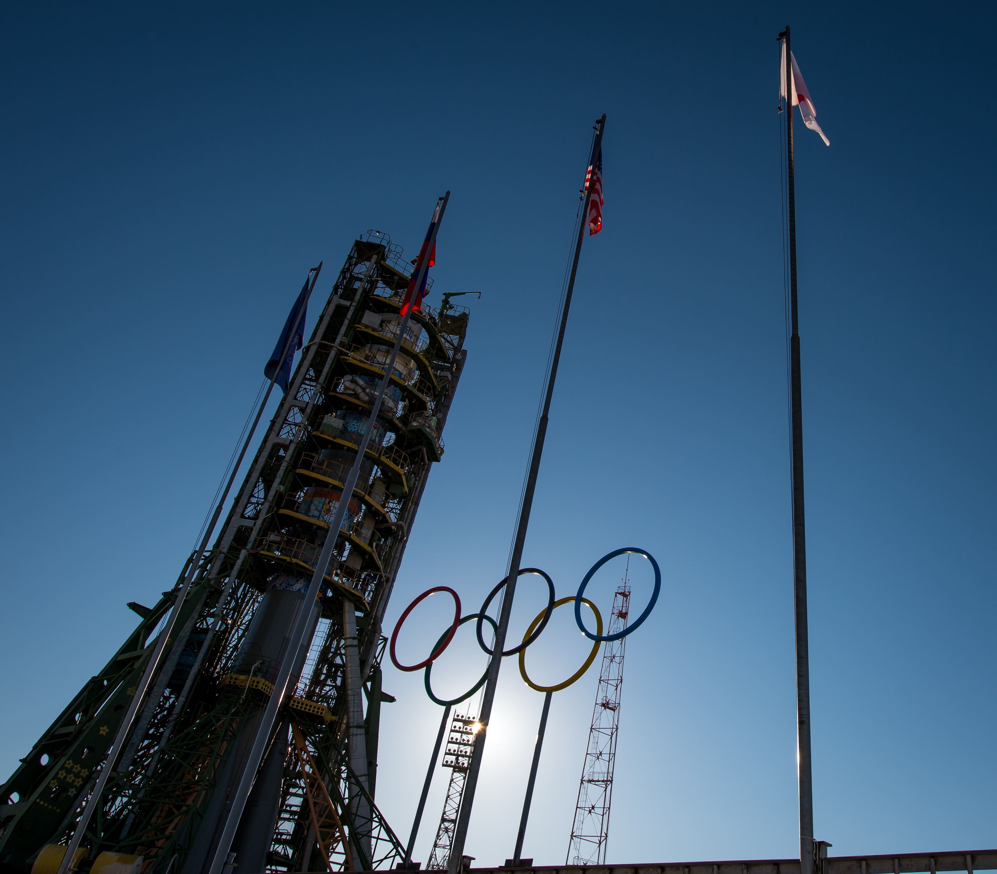 Olympic Torch and New Space Station Crew Launching Tonight: Watch It Live
