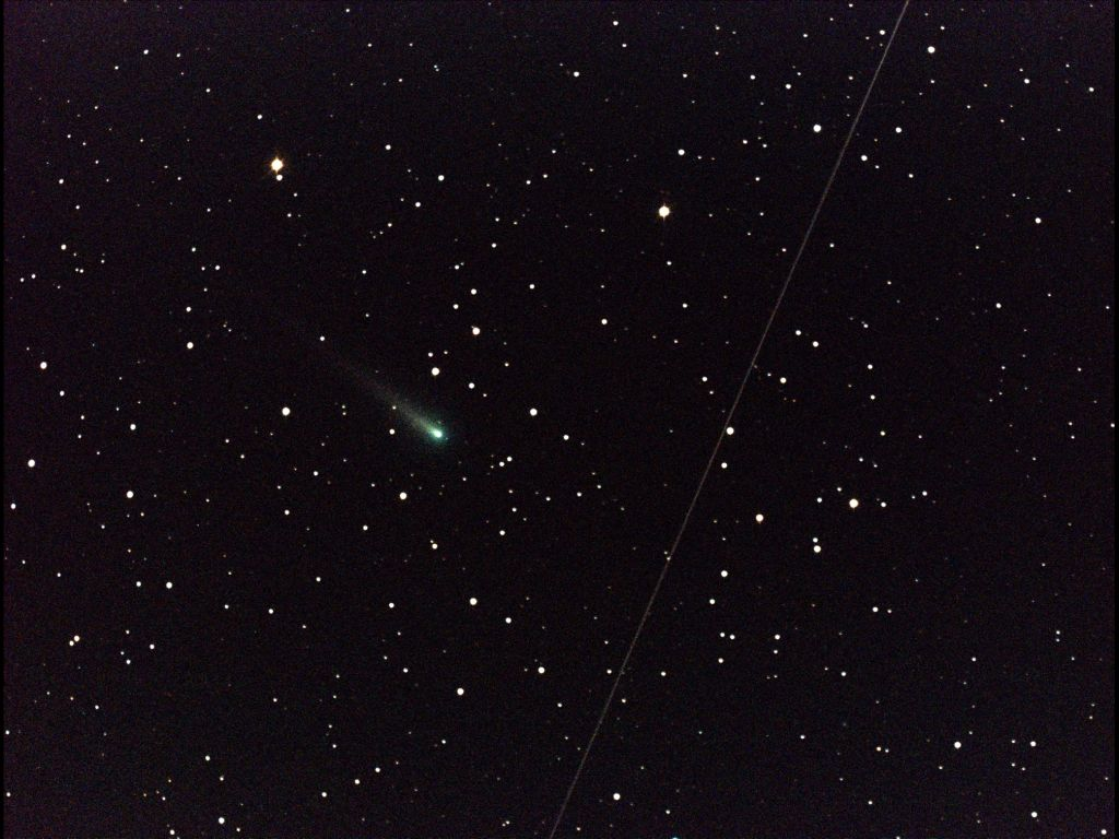 NASA Sees Comet ISON in Leo Constellation (Photo)