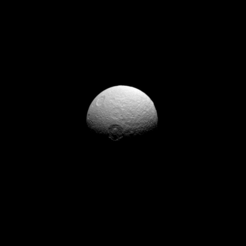 Melancholy and Mystery of Tethys