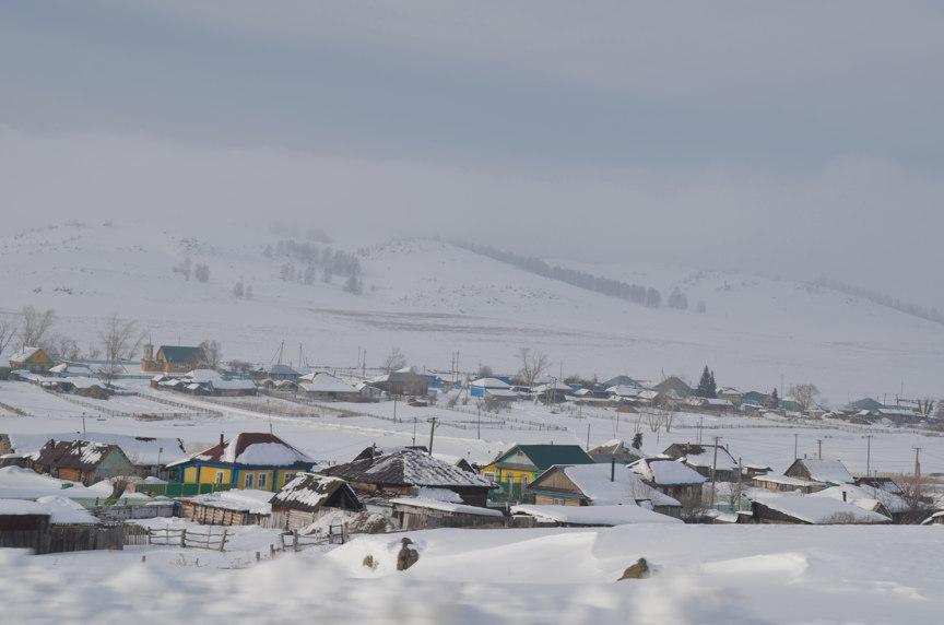 Chelyabinsk-Area Village