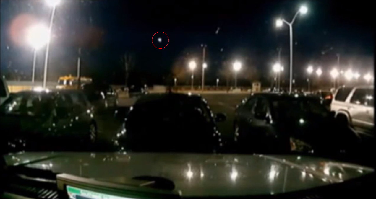 Possible Taurid Fireball Dazzles Southern California