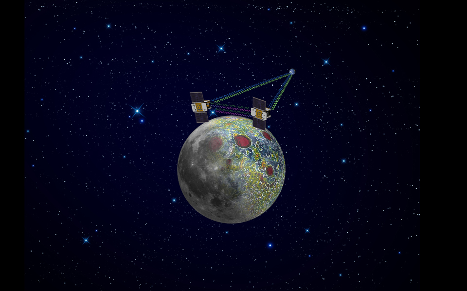 Moon Surprise: Lunar Craters Are Bigger on Near Side