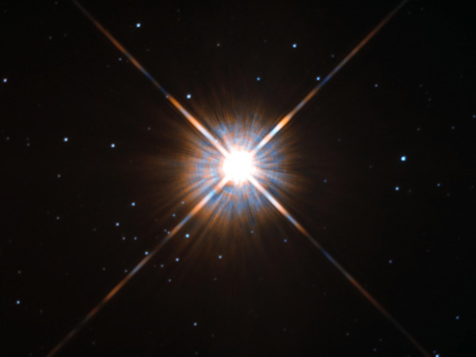 proxima centauri hubble - photo #9