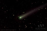 Photographer and amateur astronomer Justin Ng of Singapore captured this view of Comet ISON on Nov. 4, 2013.