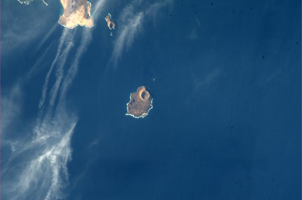 Luca Parmitano: Canary Islands