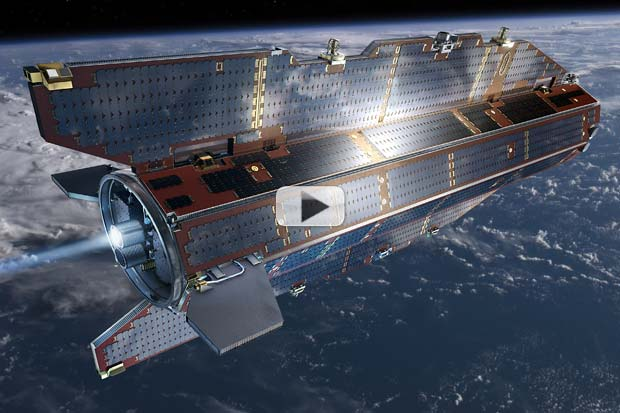 GOCE Satellite - Science Performed Before Its Destruction | Video