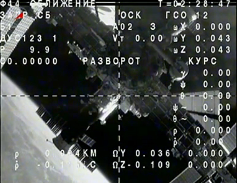 Expedition 37 Landing: Farewell, Station
