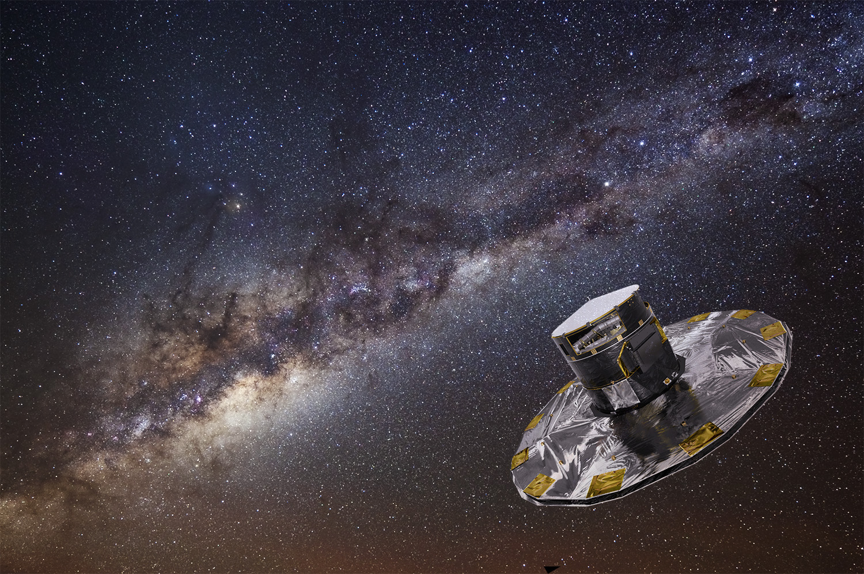 Photos: Gaia Spacecraft to Map Milky Way Galaxy