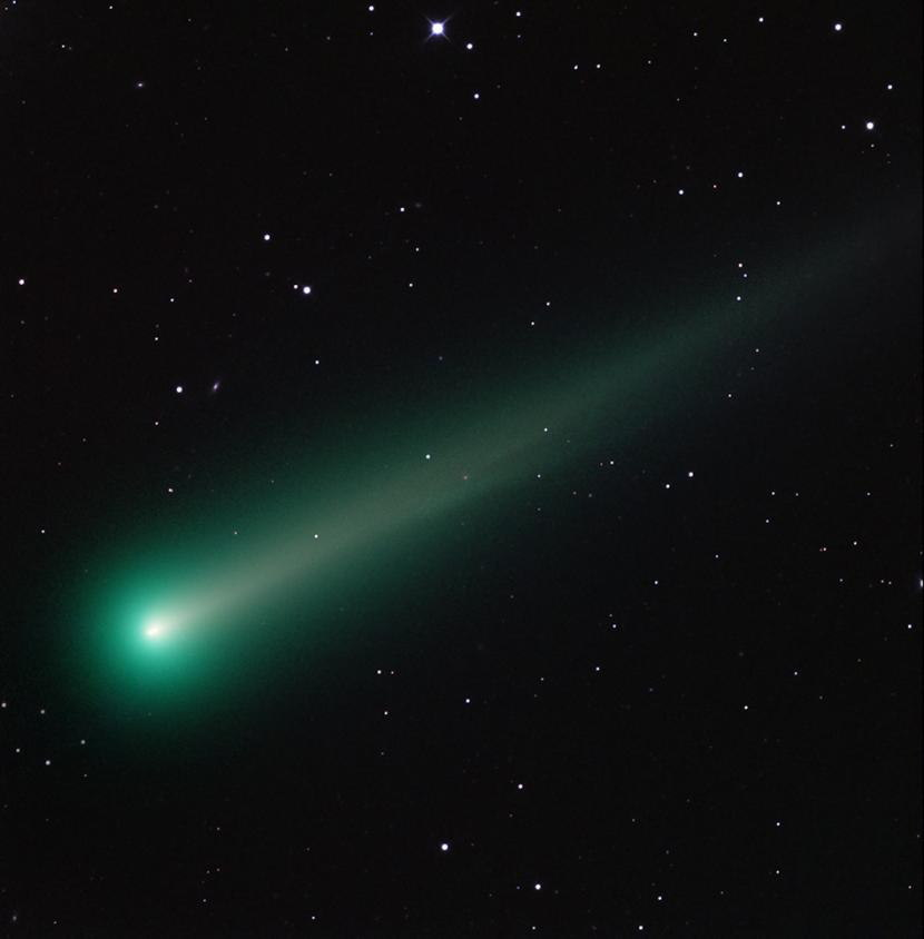 Comet ISON Photographed by Adam Block
