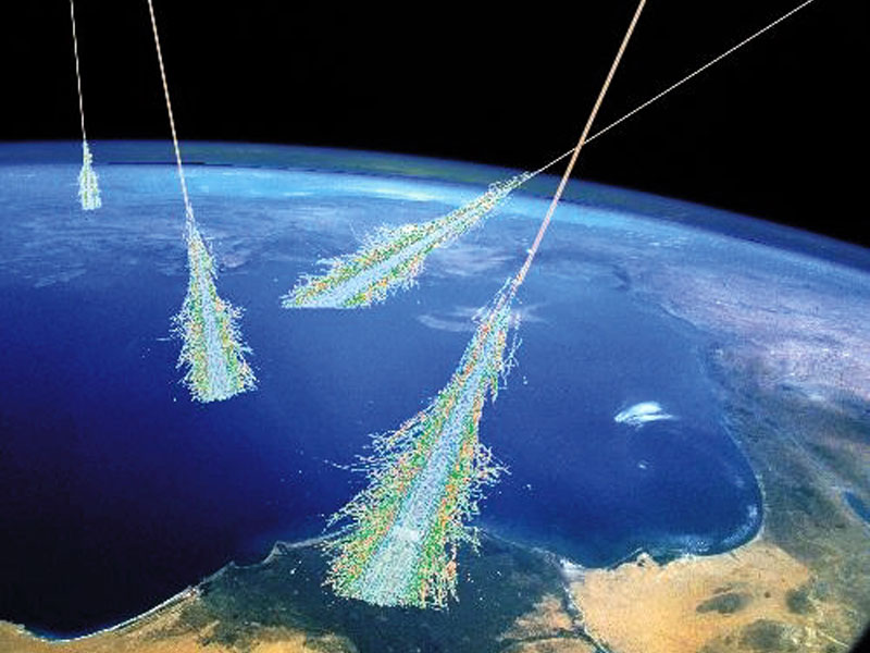 What Are Cosmic Rays?