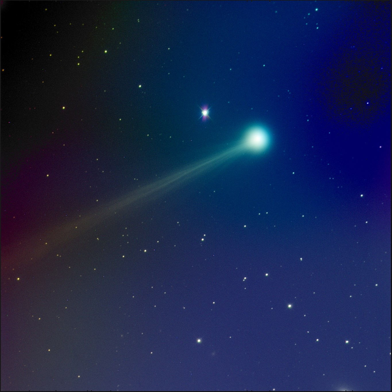 ISON Nov. 14 by Hankey