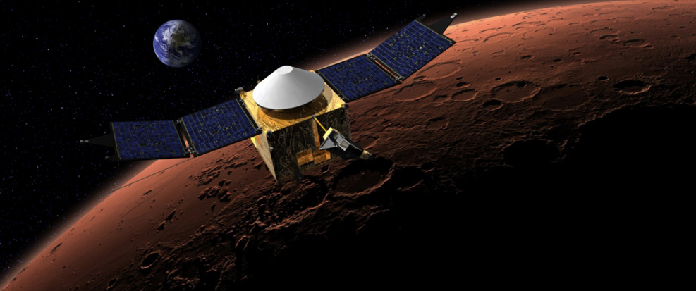 NASA's MAVEN Mission to Mars: 10 Surprising Facts