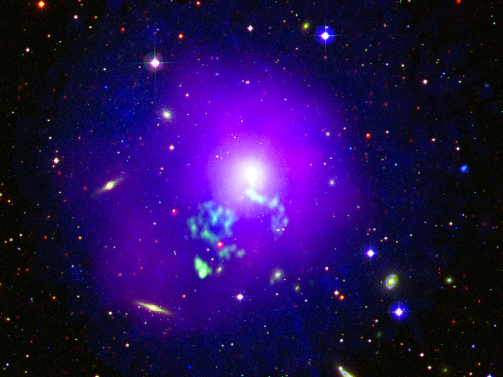 NGC 5044 Galaxy Group