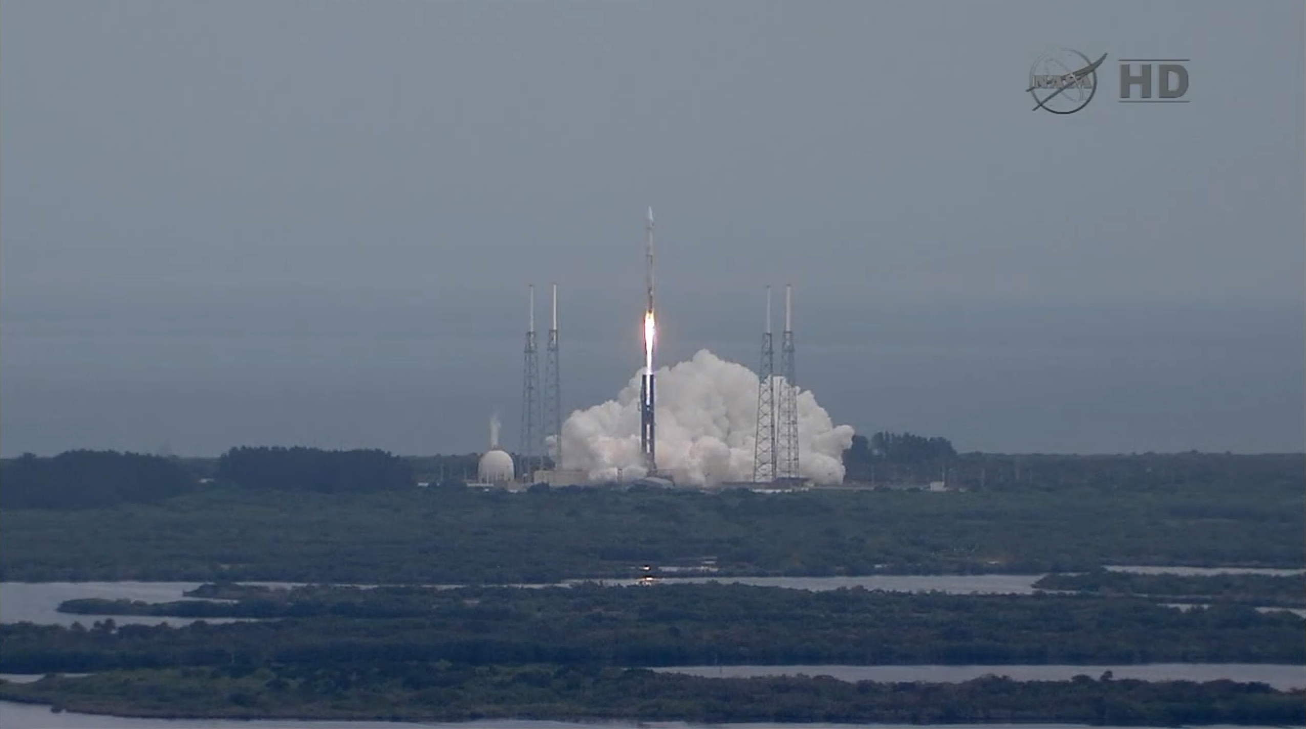 MAVEN Spacecraft Launches on Nov. 18, 2013 #2