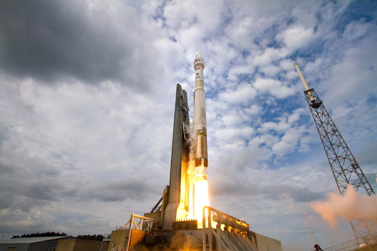 United Launch Alliance Atlas V Rocket Successfully Launches MAVEN Mission