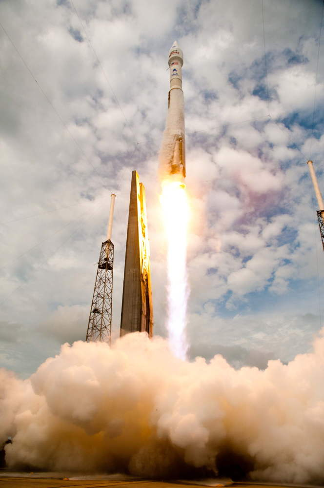Atlas V Rocket Successfully Launches MAVEN Mission