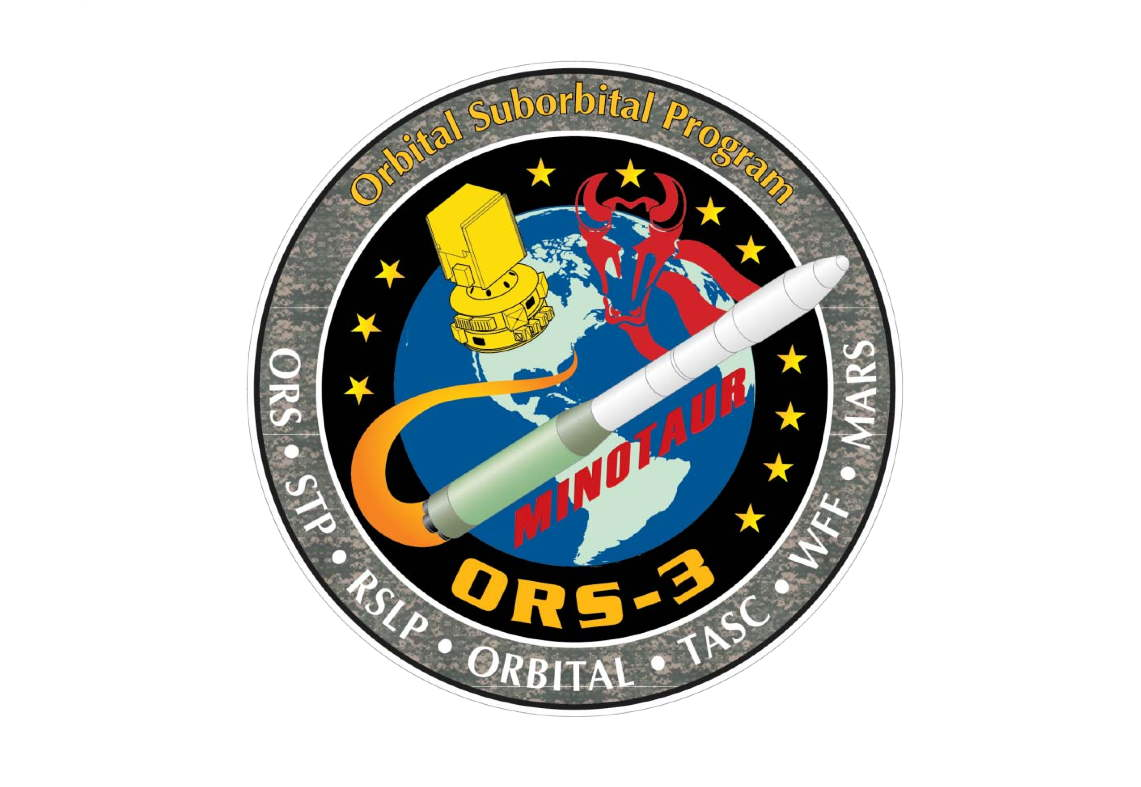 Orbital Sciences' ORS-3 Mission Patch