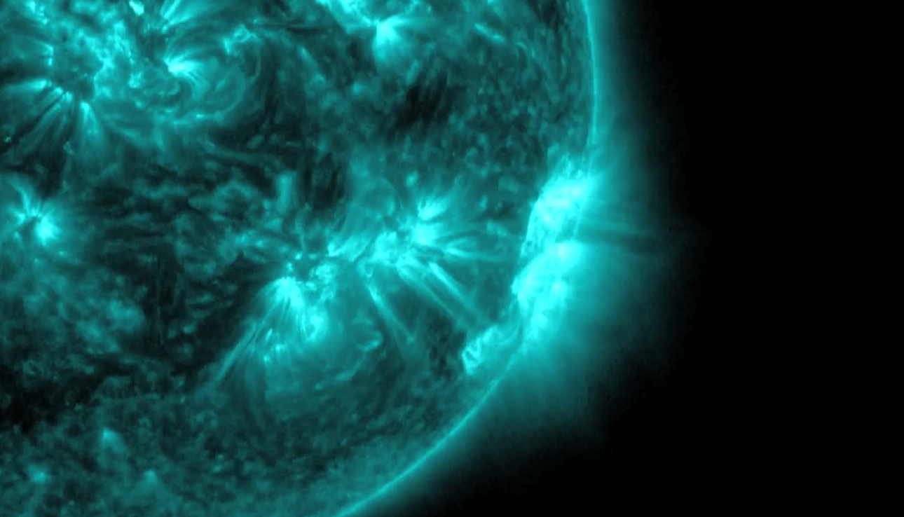 X1.0 Solar Flare