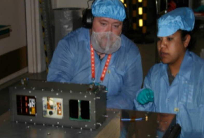 UNM's Trailblazer CubeSat