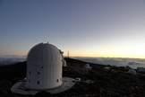 The European Space Agency's Optical Ground Station on the volcanic island of Tenerife., Spain, is used for quantum communication and teleportation experiments, as well as for laser communication with satellites, space debris tracking and asteroid searches.