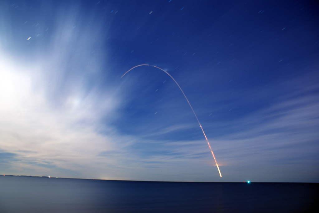 Minotaur 1 Rocket Launch: Morris Pearson