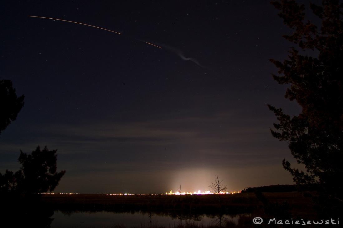 Minotaur 1 Rocket Launch: Steve Maciejewski