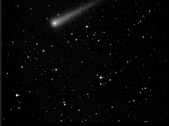 MicroObservatory Catches Comet ISON