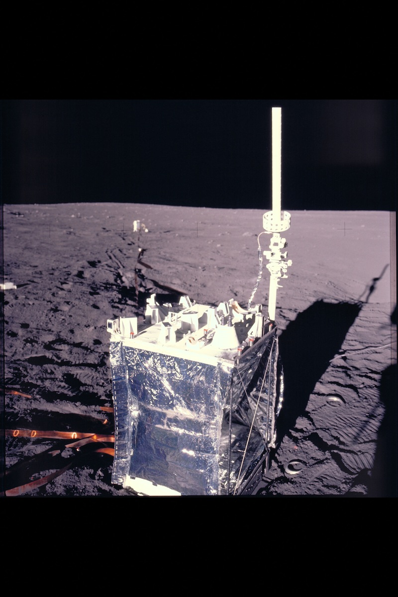 Moon Dust Mystery Solved With Apollo Mission Data