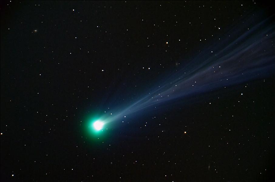 Sunward Bound Comet ISON