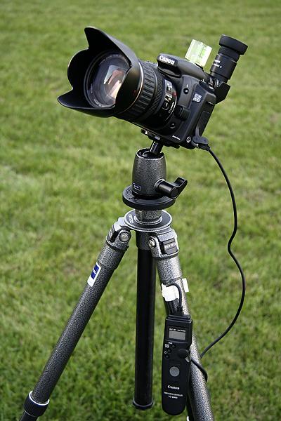 Basic Camera Setup