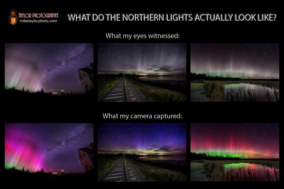 How Cameras Reveal the Northern Lights' True Colors (Op-Ed)