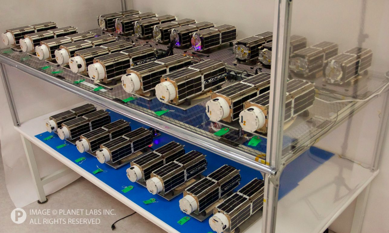 28 Tiny Satellites Launching Together In December to See Earth from Space