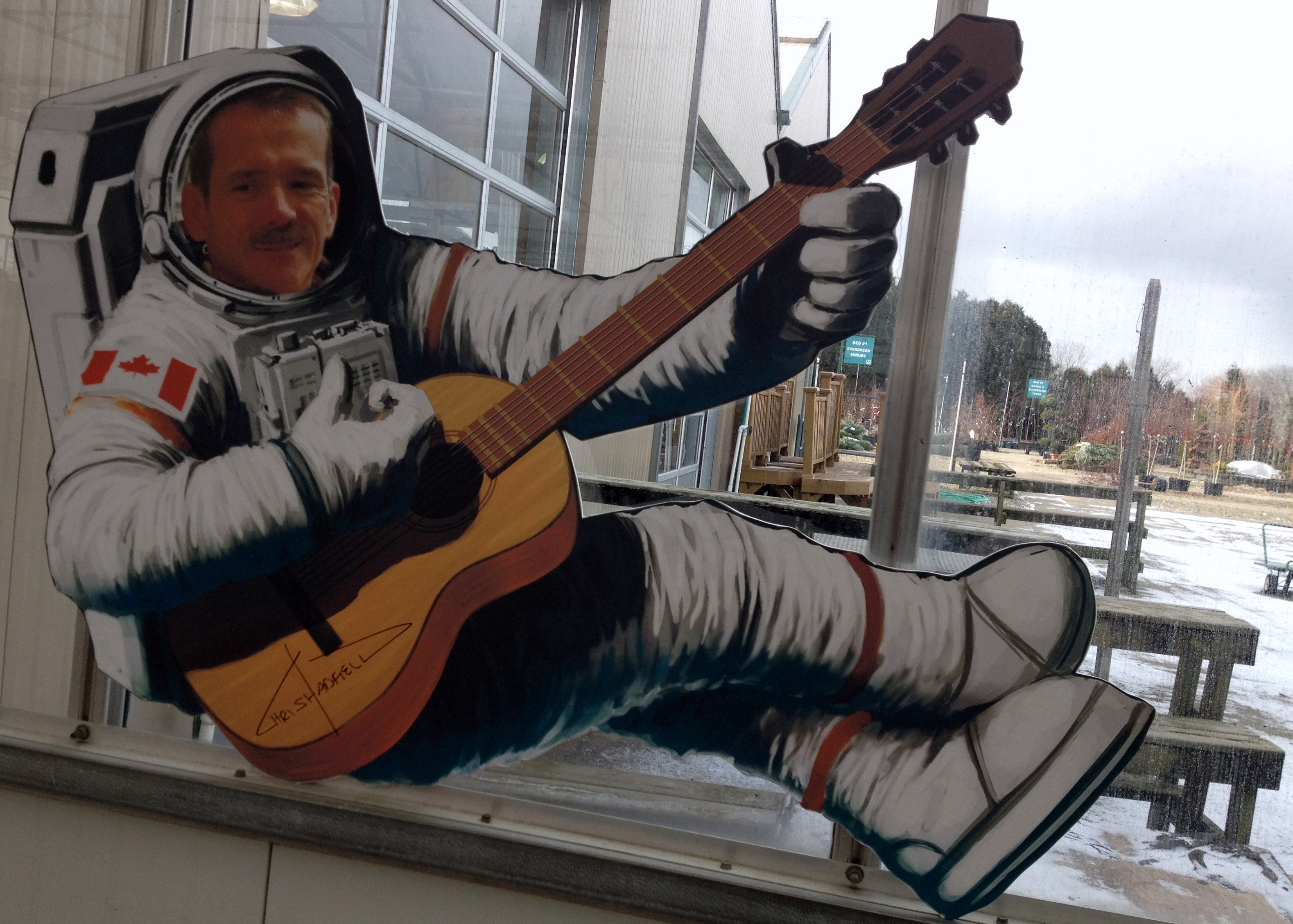 Photos: Chris Hadfield, Canada's Star Astronaut, Hometown Visit