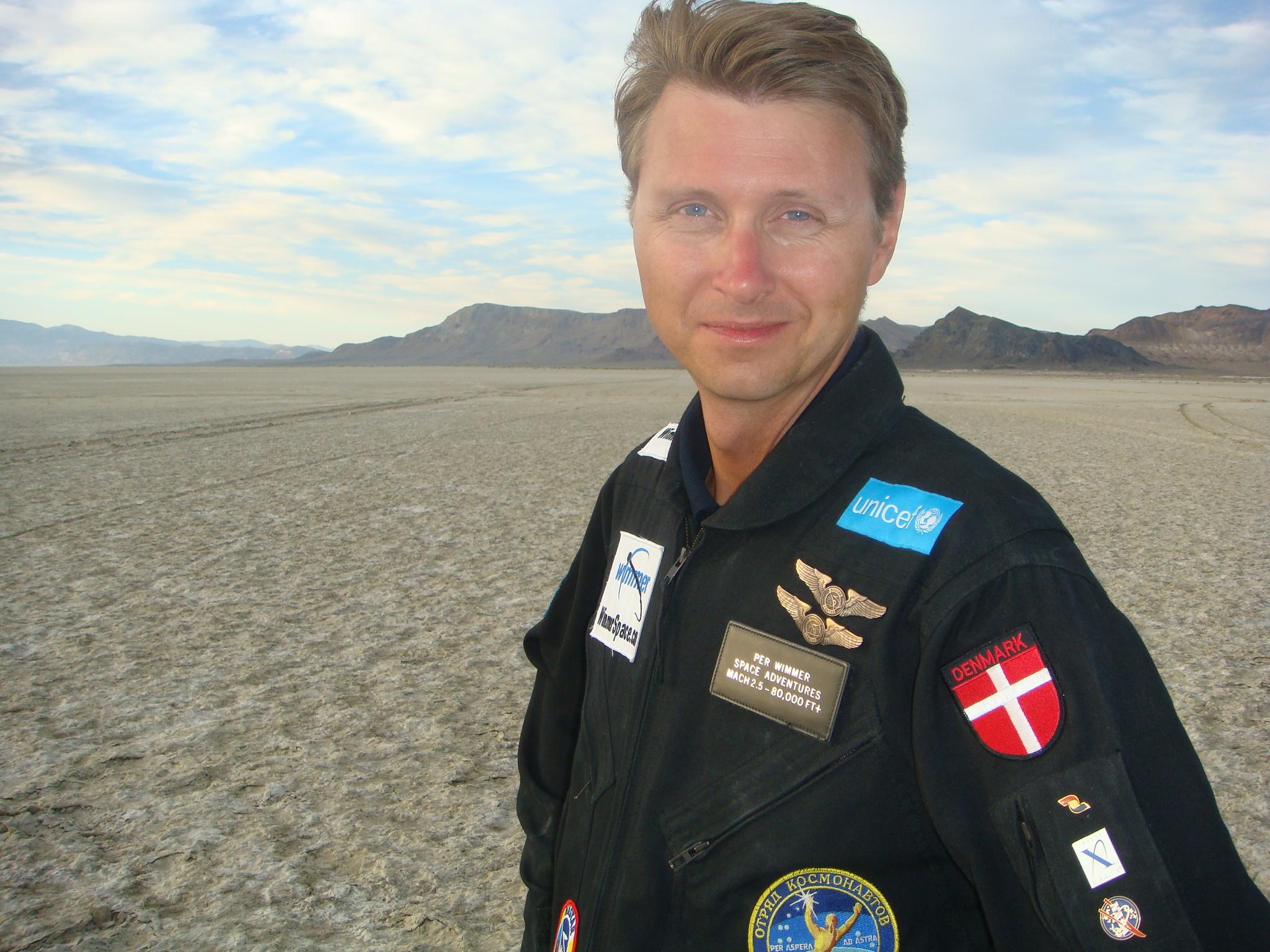 How Do You Train to Become a Space Tourist?