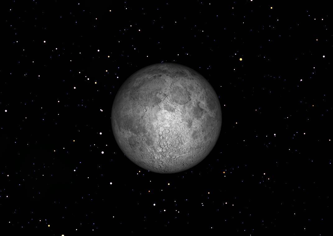 Full Moon, December 2013