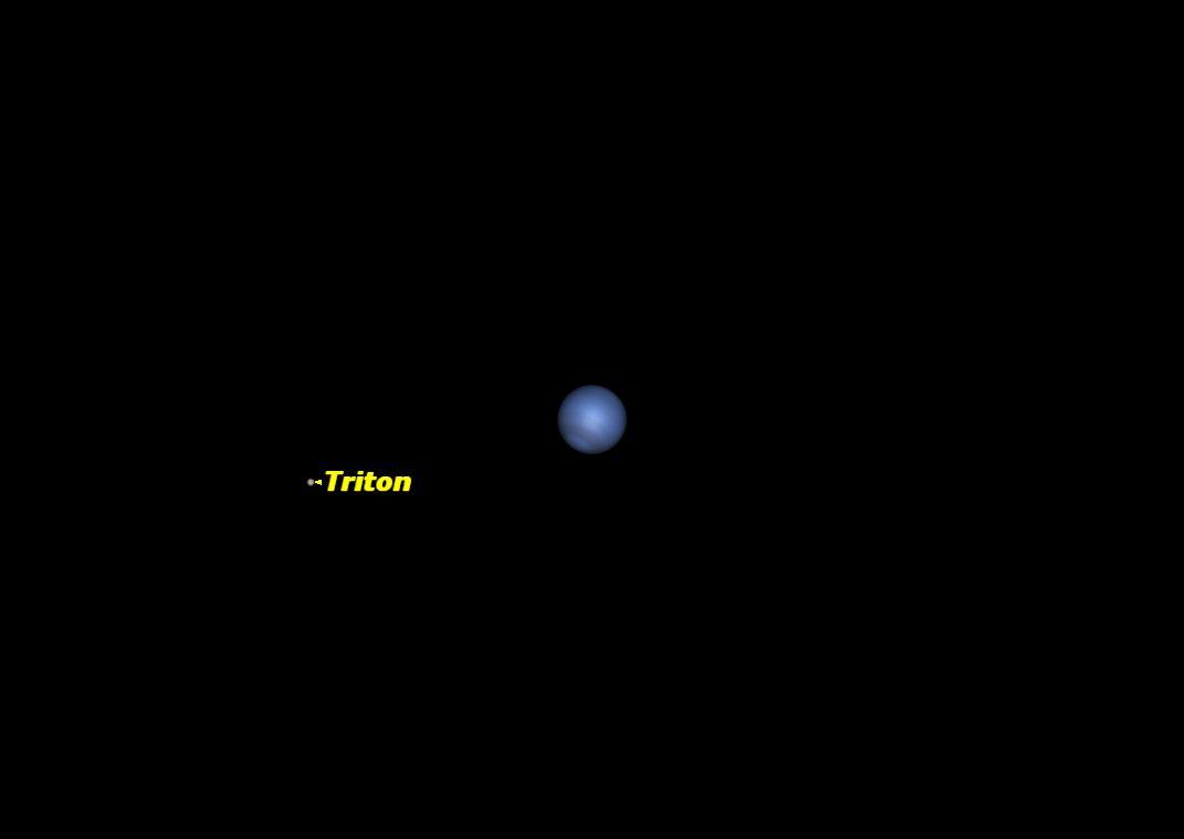 Neptune, December 2013