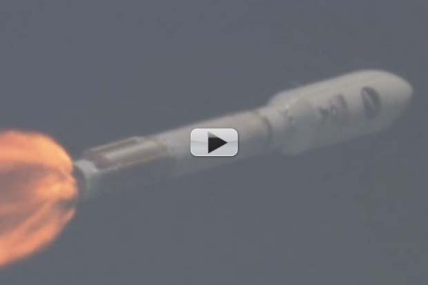 US Air Force X-37B Space Plane Launches 3rd Mystery Mission | Video