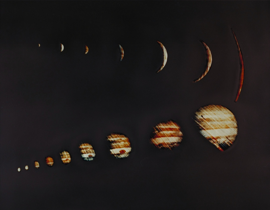40 Years Ago: NASA's Pioneer 10 Snaps 1st Up-Close Look at Jupiter (Photo)