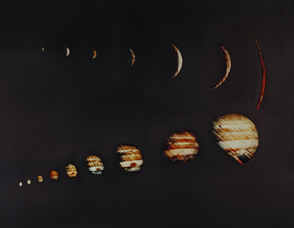 40 Years Ago: NASA's Pioneer 10 Snaps 1st Up-Close Look at Jupiter (Photo)