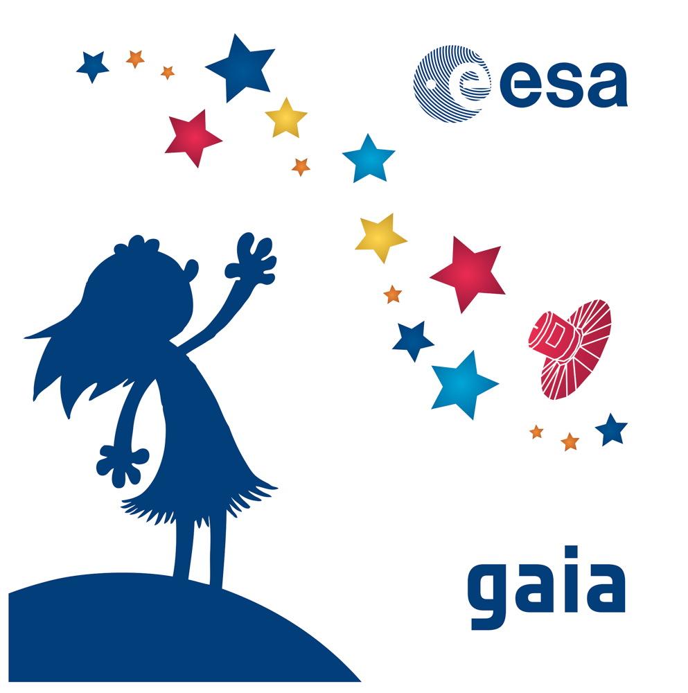 Gaia Payload Fairing Logo