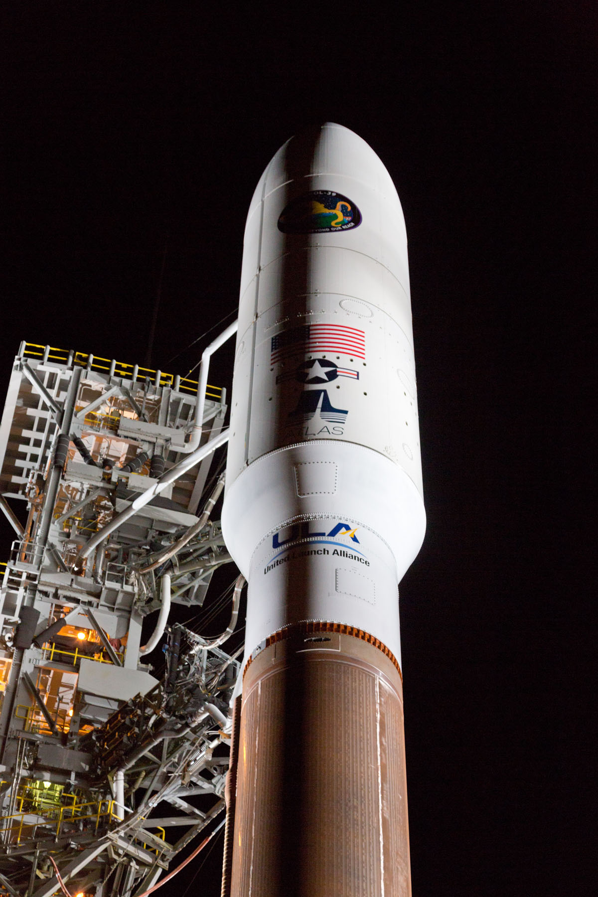 United Launch Alliance Preps for Liftoff