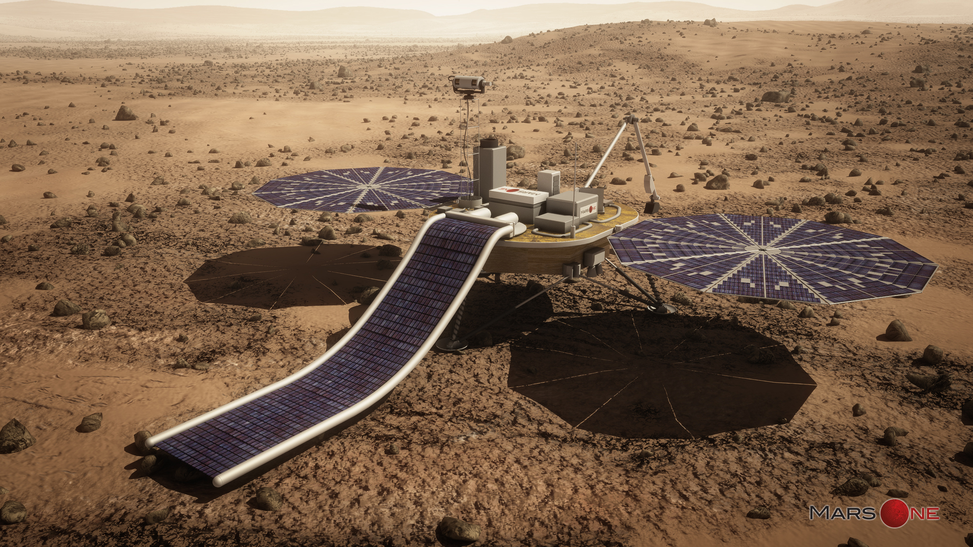 Mars Colony Project Unveils 1st Private Robotic Mission to Red Planet