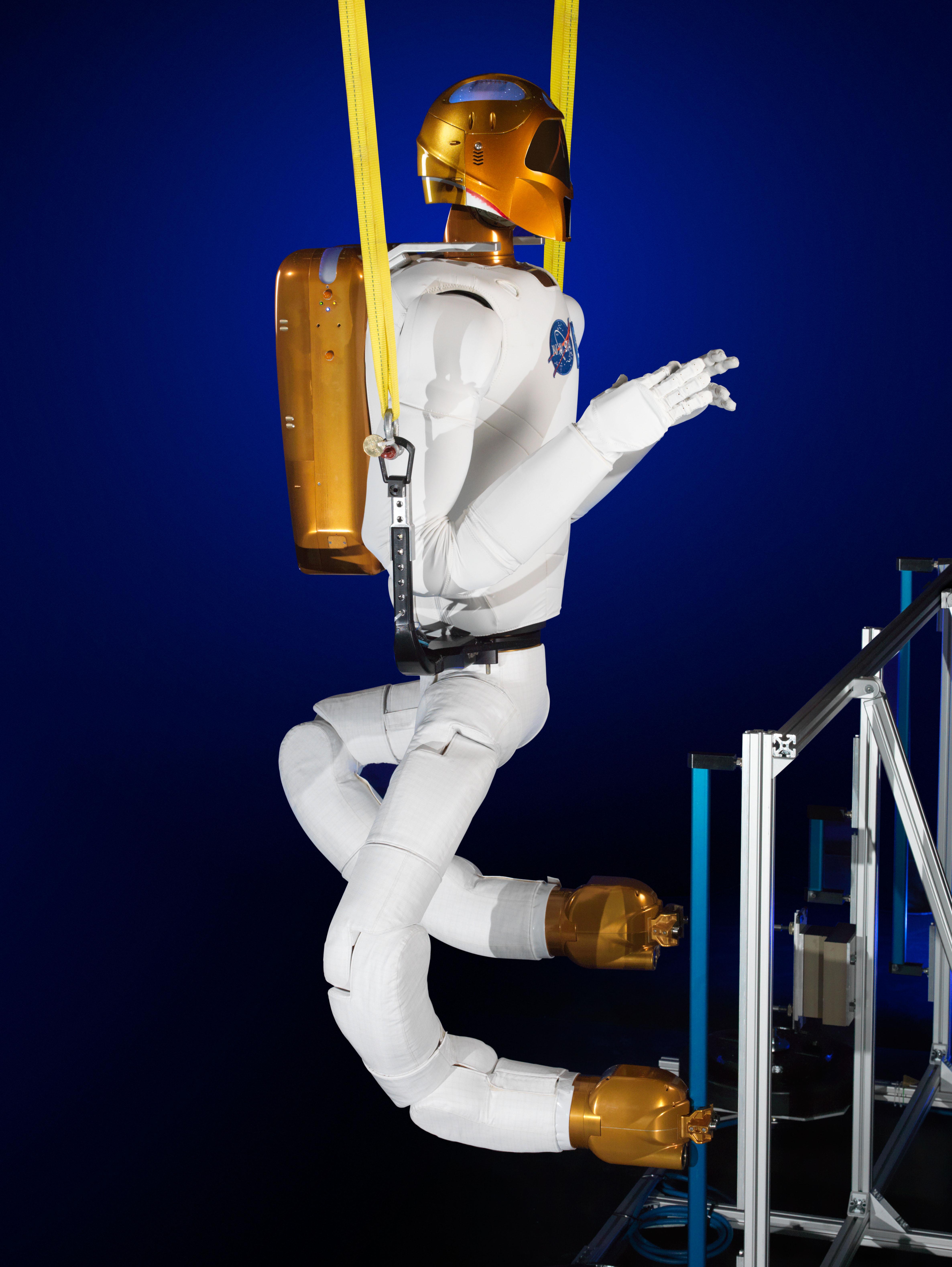 Robonaut 2 Climbing Legs