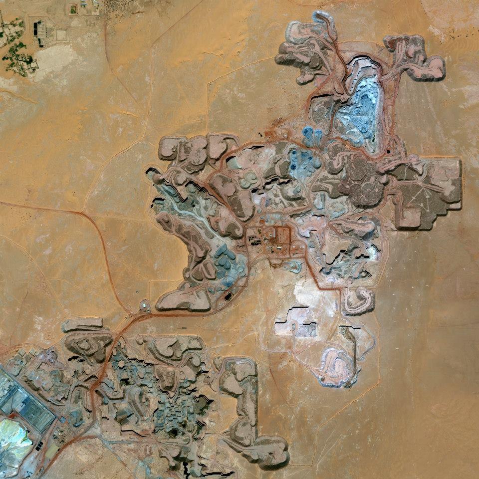 Niger — Arlit Uranium Mine