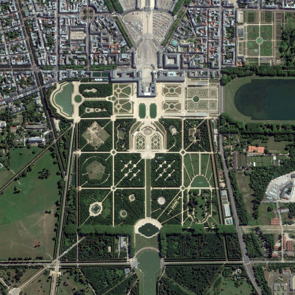 Versailles, France — Palace of Versailles