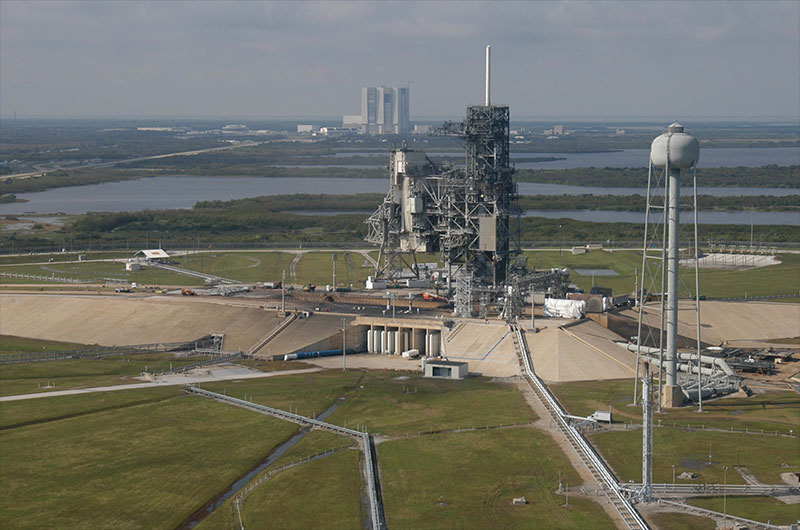 SpaceX to Lease Historic NASA Launch Pad